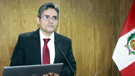Fiscal Domingo Pérez presentó un informe contra congresistas fujimoristas