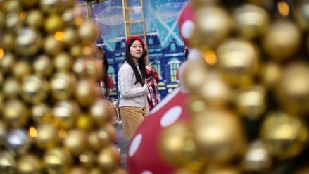 """Prohíben celebrar Navidad en una universidad china para frenar """"la corrosión de Occidente"""""""