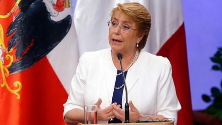 El legado del segundo gobierno de Bachelet, un desafío para el próximo presidente