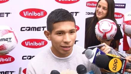 """Edison Flores: """"Sería injusto que Paolo Guerrero no juegue el Mundial"""