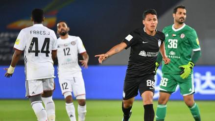 Pachuca goleó al Al Jazira y acabó tercero en el Mundial de Clubes