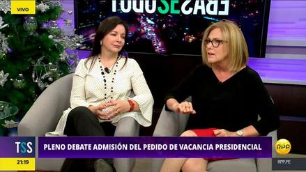 El pedido de vacancia a PPK analizado por Mónica Delta y Cecilia Valenzuela