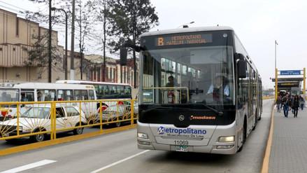 El Metropolitano lanza su nuevo servicio Expreso 9 desde este lunes