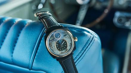 Esta empresa fabrica relojes con las piezas de autos en desuso