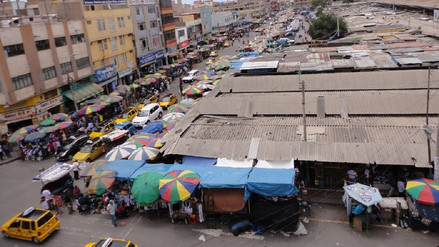 Ocho mil ambulantes tugurizarán mercado Modelo en Navidad