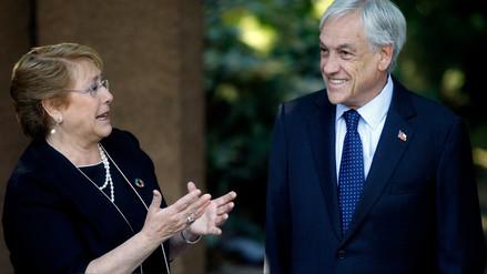 Bachelet dijo que espera que las