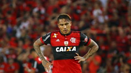 Flamengo evalúa la continuidad de Paolo Guerrero tras sanción de FIFA