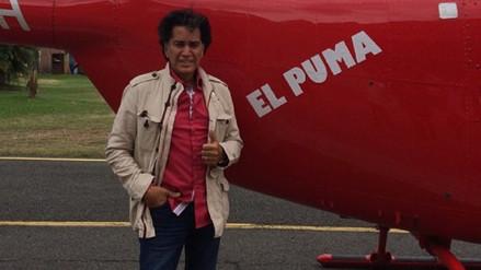 José Luis Rodríguez 'El Puma' se recupera del doble trasplante de pulmón