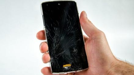 Las pantallas del smartphones podrán autorepararse con solo presionar unos segundos