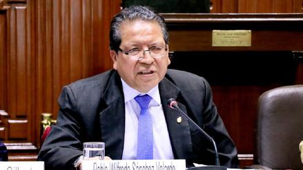 Pablo Sánchez niega haberse reunido con Marco Arana