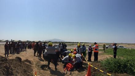 Aeropuerto de Chiclayo registró 26 incidencias de riesgos