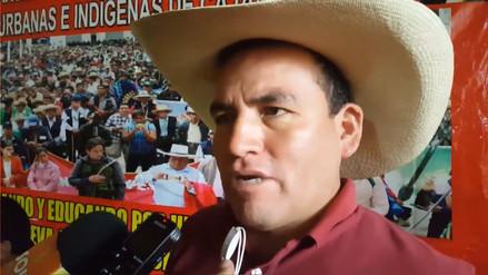 Confirman movilización contra proyecto minero Michiquillay