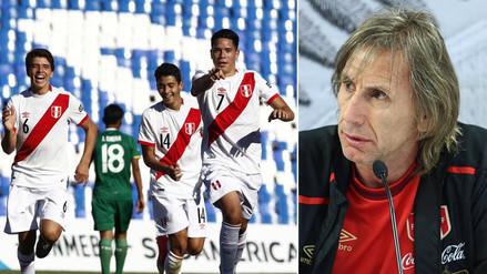 La Selección Peruana llevará a Rusia a jugadores sub-18 para entrenar