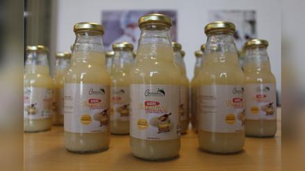 Bebida a base de banano orgánico y quinua ingresa al mercado
