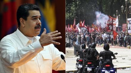 Maduro dijo que