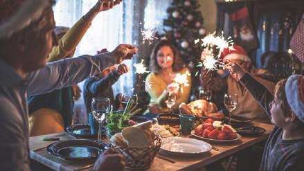 Navidad y Año Nuevo, el inicio y fin de un nuevo periodo en la vida