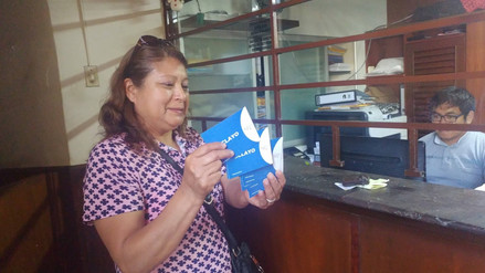 Chiclayo: inician entrega de entradas para la misa del papa Francisco
