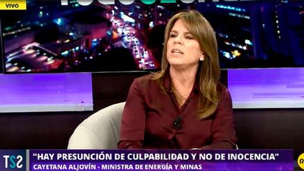 Cayetana Aljovín: