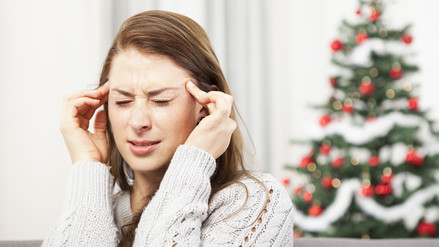 Los recursos emocionales para combatir la depresión de Navidad
