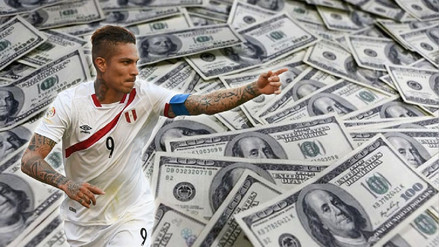 Paolo Guerrero: los 5 jugadores más caros de la Selección Peruana