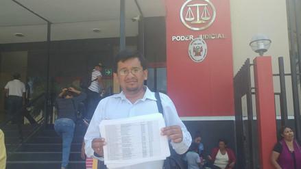 Advierten protestas por rotación de personal en Corte lambayecana