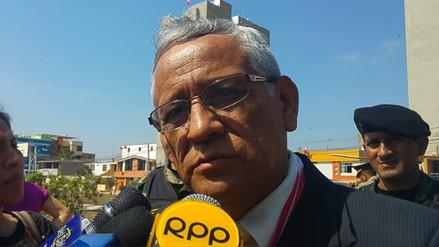 """Anselmo Lozano: """"No cambiaré decisión de postular a presidencia regional"""""""
