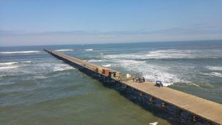 Cierran temporalmente puertos y caletas de Lambayeque