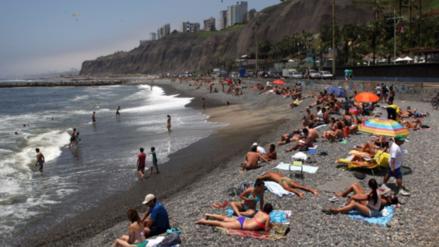 Verano 2018 se inicia con temperaturas bajas en la costa