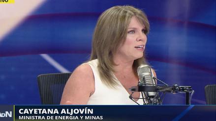 Ministra Aljovín: Michiquillay es importante para el Perú y el mundo