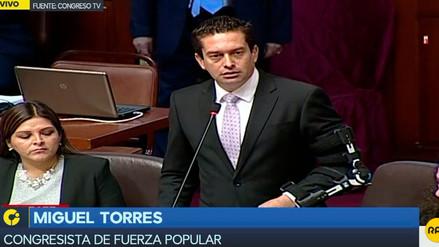 Miguel Torres: