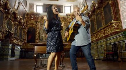 Estrenaron el videoclip oficial del himno de la visita del papa Francisco