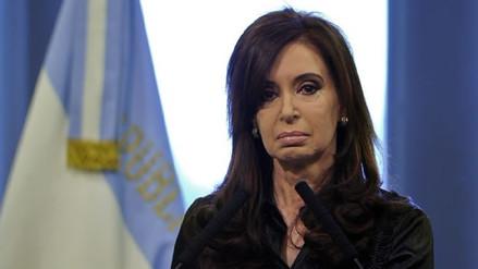 Tribunal argentino confirma prisión preventiva para Cristina Fernández