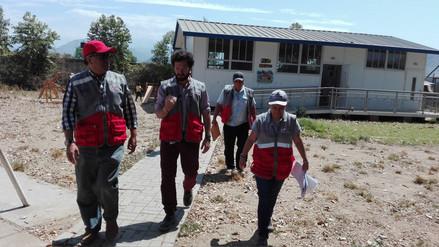 PRONIED inspecciona instituciones educativas rurales de Lambayeque