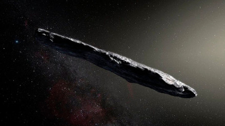 Astrónomos descubrieron materia orgánica en asteroide interestelar Oumuamua