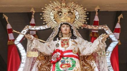 Virgen de las Mercedes llegará vía aérea a Trujillo para encuentro con el Papa