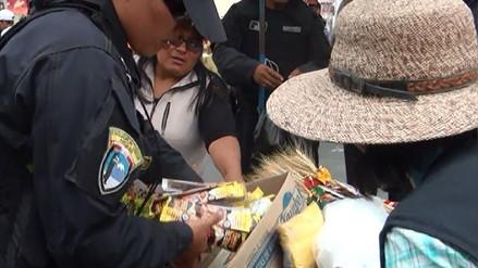 Cuatro ferias fueron autorizadas para vender pirotécnicos en Arequipa