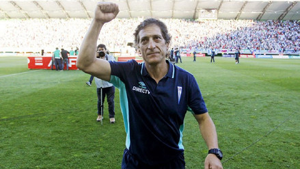 Mario Salas, el nuevo DT de Sporting Cristal que es seguidor del 'Che' Guevara