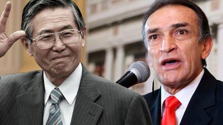 """Héctor Becerril: """"Alberto Fujimori alienta la corrupción"""""""