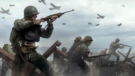 Call of Duty: WWII generó más de $1000 millones en ventas a nivel mundial