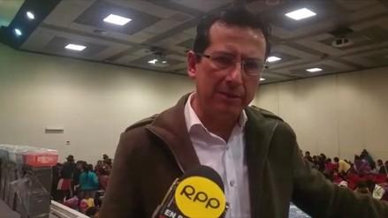 Alcalde del Cusco satisfecho luego que no proceda vacancia contra PPK