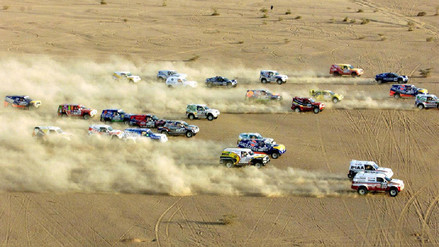 Fotos | Seis datos que revelan la dureza del Rally Dakar