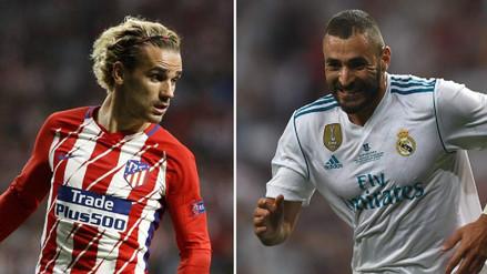Antoine Griezmann no considera a Karim Benzema entre los mejores franceses del año