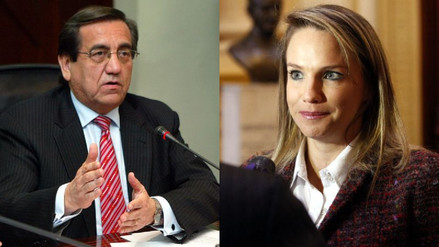 Jorge del Castillo y Luciana León serán sometidos a disciplina en el APRA