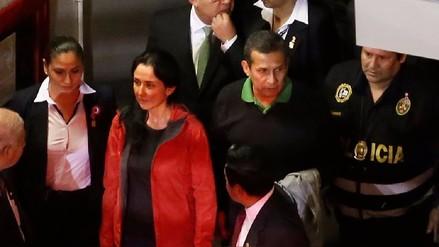 Ollanta Humala y Nadine Heredia no podrán pasar Navidad con sus hijos