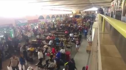 Precio de pasajes se incrementaron en terminal terrestre de Arequipa