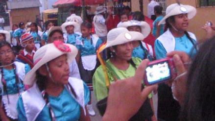 Illimo celebra la Navidad con cantos y danza de las pastorcitas