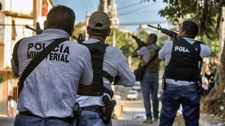 México sufre récord de violencia con 23,101 homicidios en este 2017