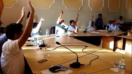 Concejo Provincial de Chiclayo aprueba presupuesto de apertura 2018