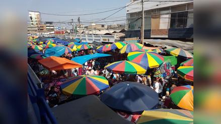 En bomba de tiempo se convirtió la calle Sinchi Roca en Trujillo