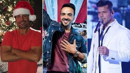 Fotos | Así pasaron la Navidad los famosos